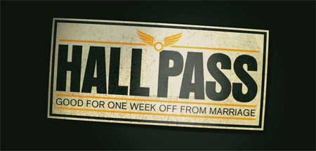 Wife wants a hall pass