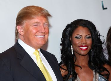 omarosa and trump